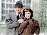 JOHNNY BELINDA  from left: Lew Ayres  Jane Wyman  1948