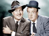 THE ABBOTT AND COSTELLO SHOW  from left: Bud Abbott  Lou Costello  1952-53