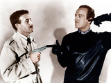THE PINK PANTHER  from left: Peter Sellers  David Niven  1963
