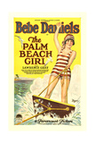 THE PALM BEACH GIRL  Bebe Daniels  1926