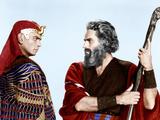 The Ten Commandments  Yul Brynner  Charlton Heston  1956