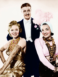 THAT NIGHT IN RIO  from left: Alice Faye  Don Ameche  Carmen Miranda  1941