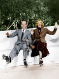 SHALL WE DANCE  from left: Fred Astaire  Ginger Rogers  1937