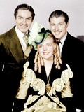 IN OLD CHICAGO  from left: Tyrone Power  Alice Faye  Don Ameche  1937