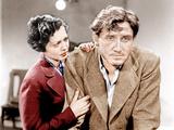 FURY  from left: Sylvia Sidney  Spencer Tracy  1936