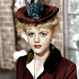 THE PICTURE OF DORIAN GRAY  Angela Lansbury  1945