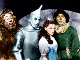 The Wizard of Oz  Bert Lahr  Jack Haley  Judy Garland  Ray Bolger  1939
