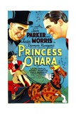 PRINCESS O'HARA  top right: Chester Morris  bottom left: Jean Parker  1935
