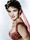 SOLOMON AND SHEBA  Gina Lollobrigida  1959