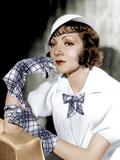 Claudette Colbert  ca 1933