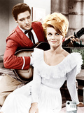VIVA LAS VEGAS  from left: Elvis Presley  Ann-Margret  1964