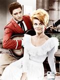 VIVA LAS VEGAS  from left: Elvis Presley  Ann-Margret  1964