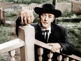 THE NIGHT OF THE HUNTER  Robert Mitchum  1955