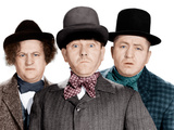 Phony Express  Larry Fine  Moe Howard  Curly Howard  (aka The Three Stooges)  1943