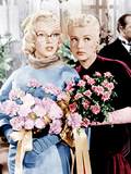 HOW TO MARRY A MILLIONAIRE  from left: Marilyn Monroe  Betty Grable  1953
