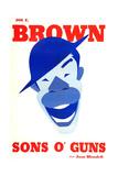 SONS O' GUNS  US poster art  Joe E Brown  1936