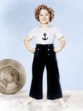 Shirley Temple  studio portrait  ca 1935