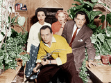 INVASION OF THE BODY SNATCHERS  from left: Dana Wynter  King Donovan  Carolyn Jones  Kevin McCarthy