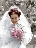 Maureen O'Hara  late 1930s- early 1940s