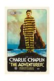 THE ADVENTURER  Charles Chaplin  (aka Charlie Chaplin)  1917