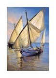 Violet Boat