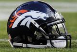 Broncos Football: Denver Broncos Helmet