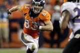 Broncos Football: Wes Welker