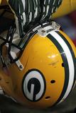 Packers Football: Green Bay Packers Helmet
