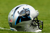 Panthers Football: Carolina Panthers Helmet