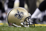 Saints Football: New Orleans Saints Helmet