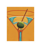 Sunglow Martini III