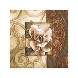 Linen Roses II