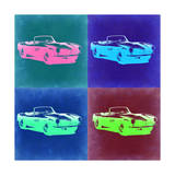 BMW 507 Pop Art 2