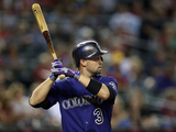 Sep 13  2013 - Phoenix  AZ: Colorado Rockies v Arizona Diamondbacks