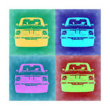 BMW 2002 Pop Art 1