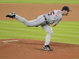 Sep 29  2013 - Miami  FL: Detroit Tigers v Miami Marlins - Pitcher Justin Verlander