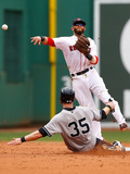 Sep 14  2013 - Boston  MA: New York Yankees v Boston Red Sox