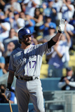 Sep 29  2013 - Los Angeles  CA: Colorado Rockies v Los Angeles Dodgers