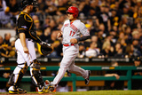 Oct 02  2013 - Pittsburgh  PA: Wild Card Game - Cincinnati Reds v Pittsburgh Pirates