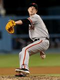 Sep 14  2013 - Los Angeles  CA: San Francisco Giants v Los Angeles Dodgers