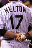 Sep 25  2013 - Denver  CO: Boston Red Sox v Colorado Rockies