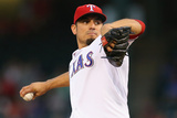 Sep 26  2013 - Arlington  TX: Los Angeles Angels of Anaheim v Texas Rangers