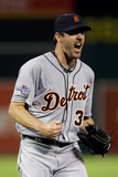 Oct 05  2013 - Oakland  CA: Division Series - Detroit Tigers v Oakland Athletics - Game Two