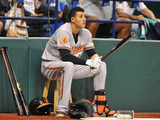 Sep 23  2013 - St Petersburg  Fl: Baltimore Orioles  v Tampa Bay Rays