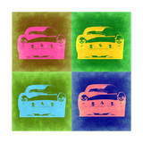 Ferrari Pop Art 3