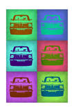 BMW 2002 Pop Art 2