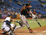 Sep 21  2013 - St Petersburg  FL: Baltimore Orioles v Tampa Bay Rays