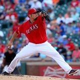 Jul 29  2013 - Arlington  TX: Los Angeles Angels of Anaheim v Texas Rangers