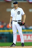 October 15  2013 - Detroit  MI: ALCS - Boston Red Sox v Detroit Tigers - Game Three