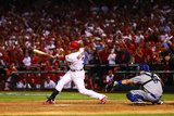 October 12  2013 - St Louis  MO: NLCS - Los Angeles Dodgers v St Louis Cardinals - Game One